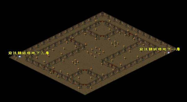 地图情报-锁妖塔